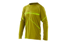 Royal Racing Slice Bike Jersey men olive green/lime green